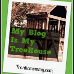 My Blog is My Treehouse.