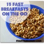 15 Breakfasts on the Go