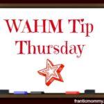 WAHM Tip Thursday: Hardcore Reasons for VA's to Start a Blog