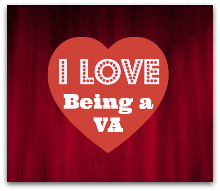 I love being a VA