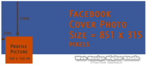 Facebook cover photo checklist