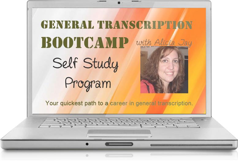 General transcription bootcamp