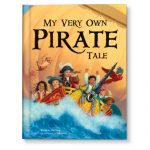 Avast Matey!! Your Child's Personalized Pirate Tale!