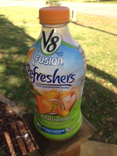 V8 V Fusion Refreshers