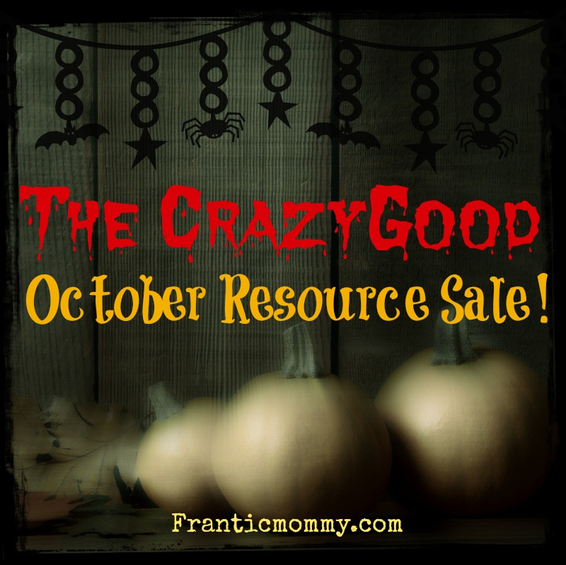 CrazyGood October Sale