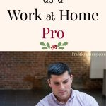 Planning for the Holidays as a Work at Home Parent