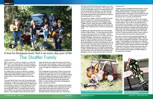 Brainerd Lakes Living Magazine