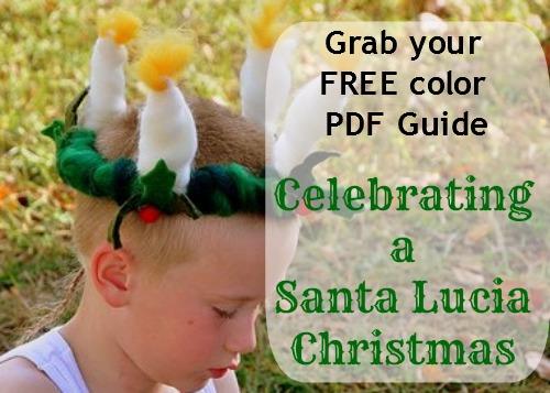 Celebrating a Santa Lucia Christmas