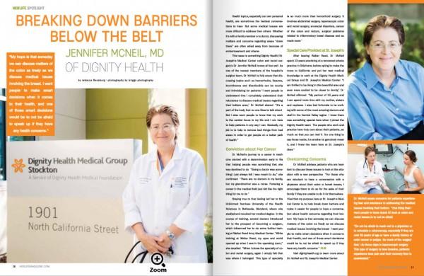 Dr. Jennifer McNeil