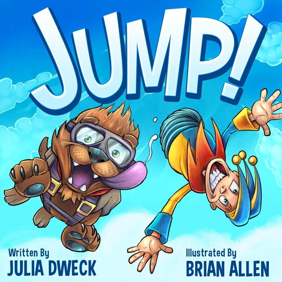 JUMP by Julia Dweck