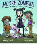 Moore Zombies: The Search for Gargoy Kidlit Book Review