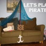 Ways to Beat the Boredom Blues: Pretend Play and Pirates