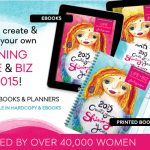 FINALLY a 2015 Calendar I can Get Excited About {The Create Your Shining Year Workbook & Calendar}