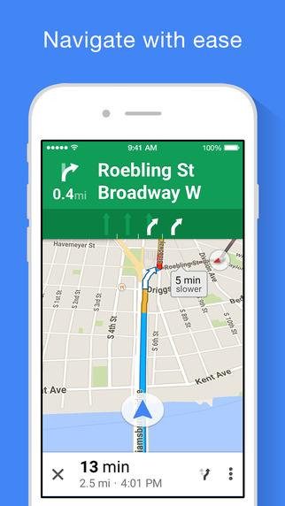 Help Me Find My Way: Maps Apps and Direction Finders