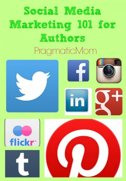 marketing for authors