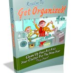 Grab this F*REE guide and Resolve to Get Organized in 2015