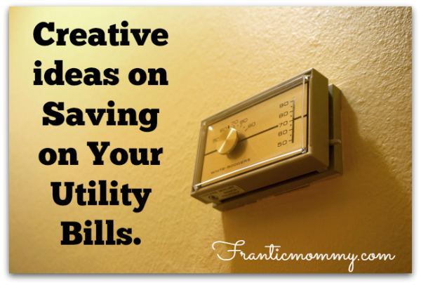 saving on utility bills