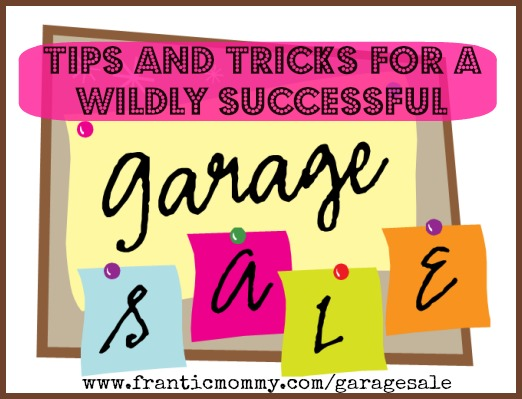 Is It Garage Sale Season Yet? 6 Tips for Organizing an Awesome Garage Sale