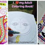 Markers and Mandalas: Adult Coloring Books and Supplies to Feed your Addiction