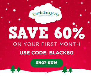 Little Passports Black Friday Sale