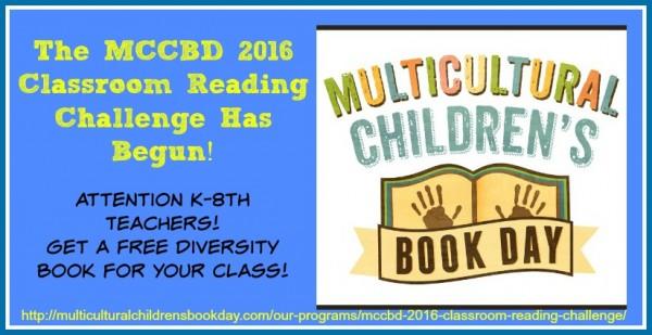 MCCBD 2016 Classroom Reading Challenge