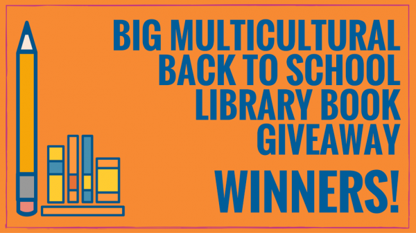 Multicultural Back to School Library Book Giveaway