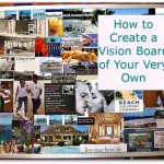 How's YOUR 2016 Goal Planning Going? Dream Boards and Planners