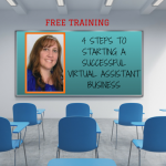Is being a Virtual Assistant on your radar for 2016? {free training}