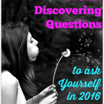 4 Dream Discovering Questions to Ask Yourself in 2016