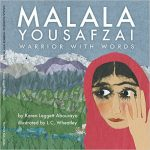 Malala Yousafzai Warrior with words