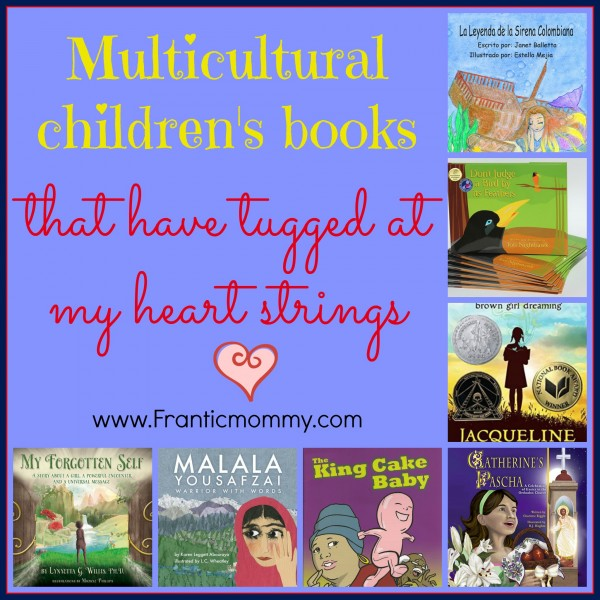 Multicultural children's books that have tugged at my heart strings