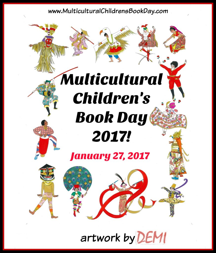 Multicultural Children's Book Day 2017 Book Review-The Little Girl Who Lost her Smile