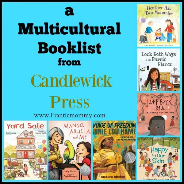 multicultural booklist