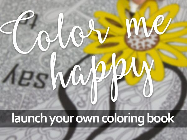 How to Sell Your Adult Coloring Pages on Amazon