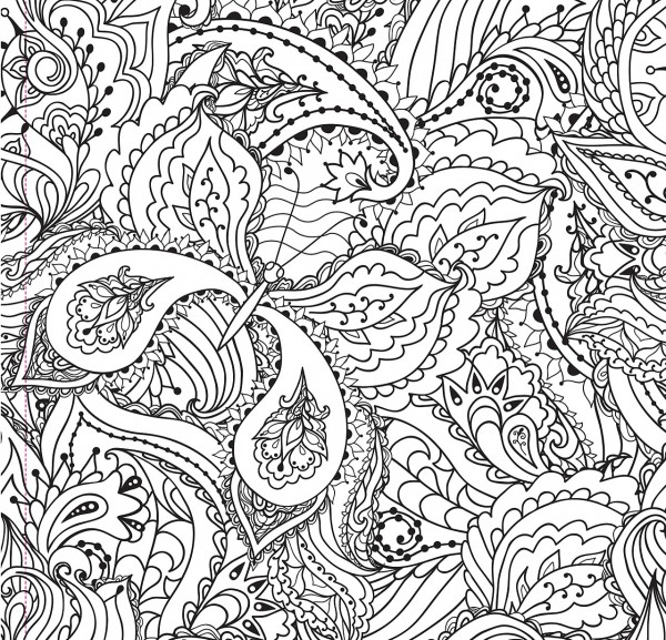 Adult Coloring Book Craze: Grab these Mandala Design Pages for only ...