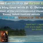 Writing When I Can: Guest Post from YA Author, D.G. Driver