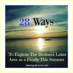 No Bummer Summer-28 Ways To Explore The Brainerd Lakes Area