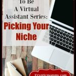 What it Takes to be a Virtual Assistant: Picking Your Niche