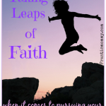 Taking Leaps of Faith