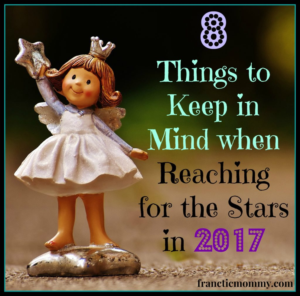 Reach for the stars in 2017