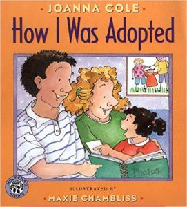 adoption book
