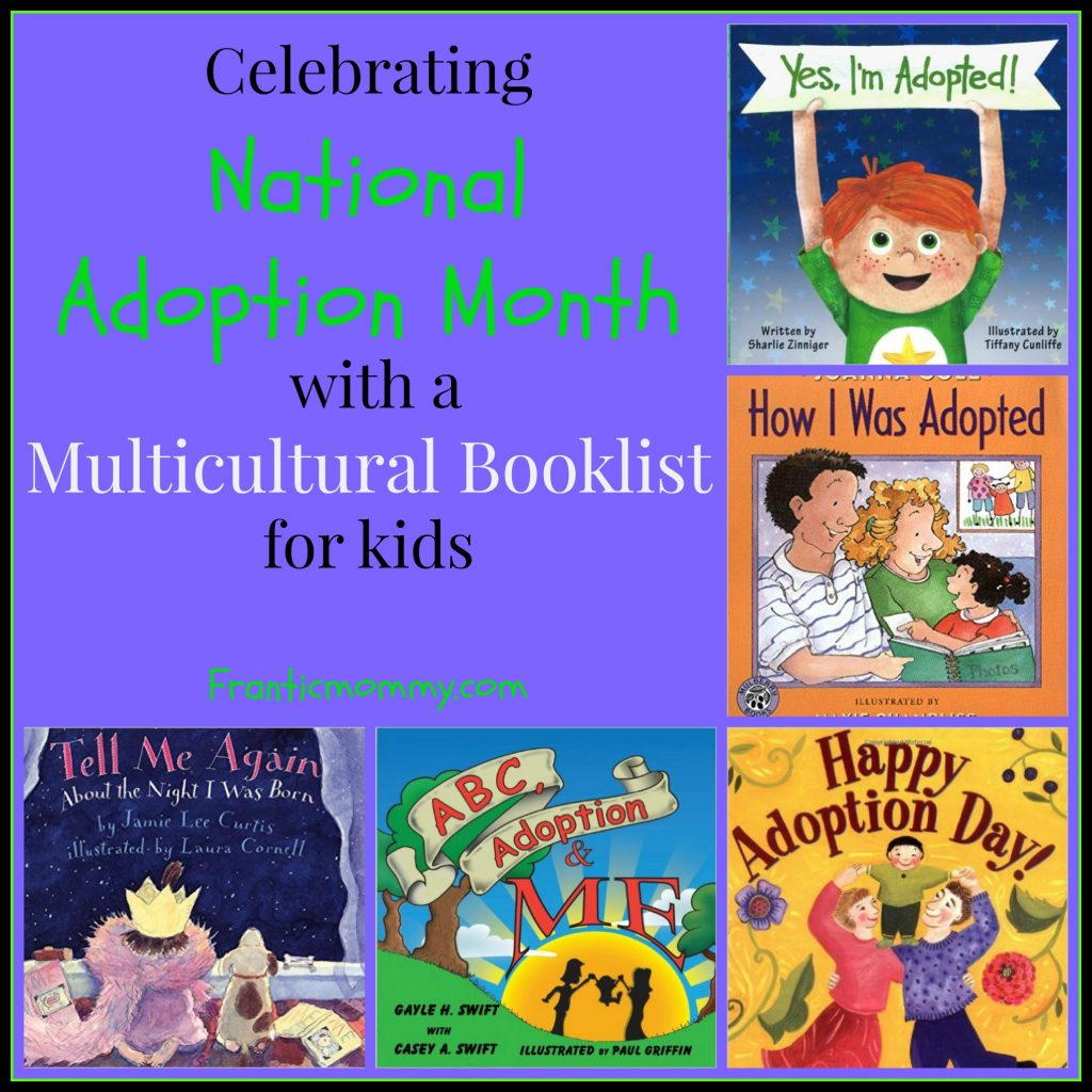 adoption booklist
