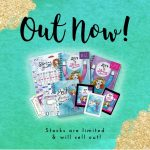 The Crazy-popular Create Your Shining Year planners + goal workbooks are BACK