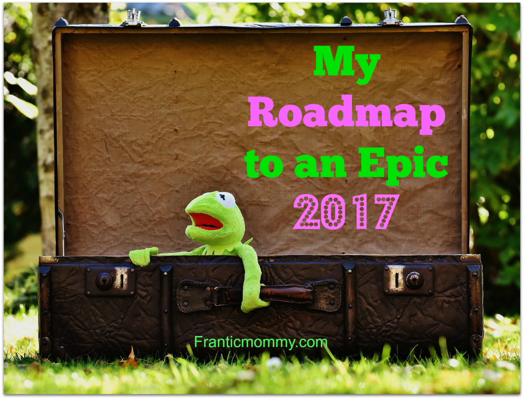 My Roadmap To Epic 2017