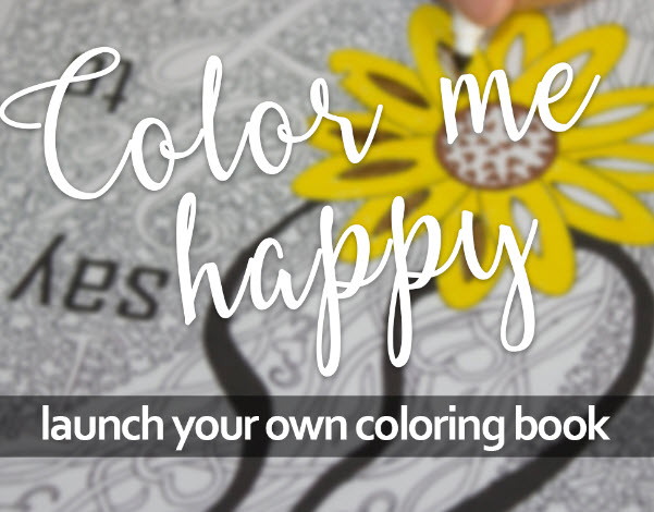 Cash in on Adult Coloring