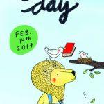 A Goddess Month Alternative to Valentine's Day: International Book Giving Day