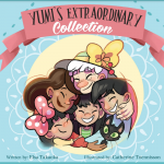 Multicultural Book Review-Yumi's Extraordinary Collection by Elsa Takaoka #readyourworld