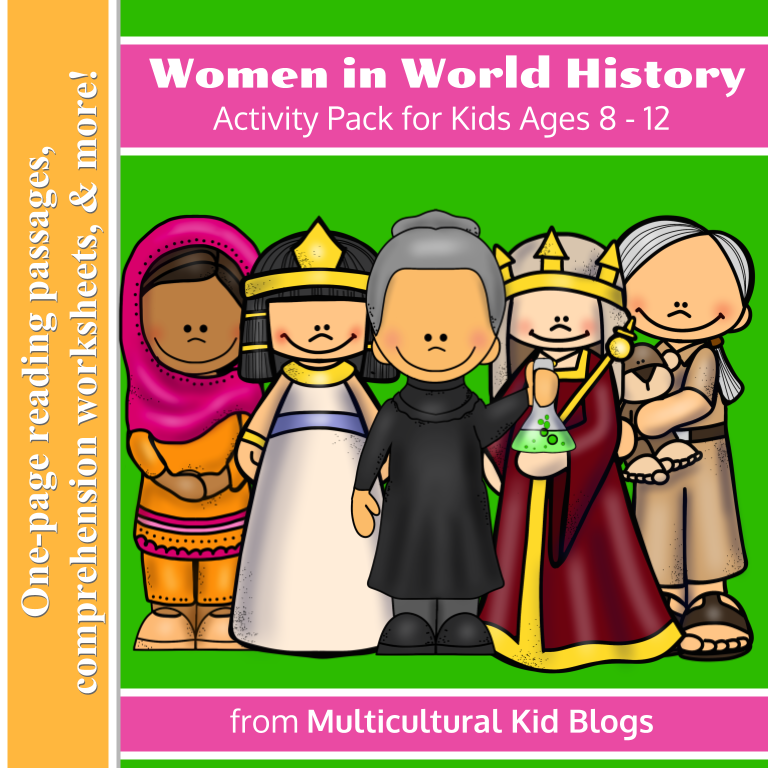 Women's History Activity Packet