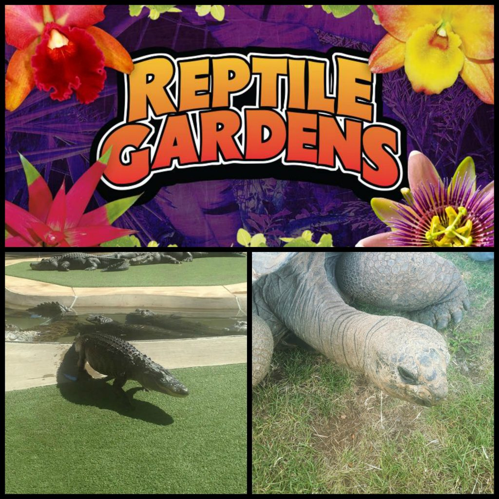 Reptile Gardens South Dakota