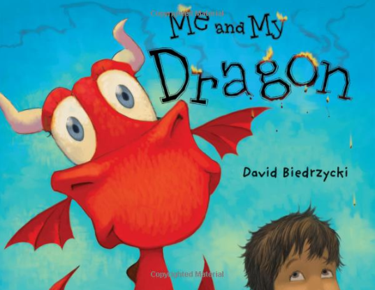 Dragon Picture Booklist